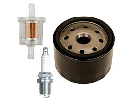 HIFROM 492056 492932 Oil Filter With 493629 691035 Fuel Filt