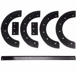 "Scraper Blade Bar Paddle Set fits 21"" Sears Craftsman 302565"