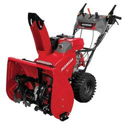 "Honda Power Equipment HSS928AAW 28"" Snow Blower Two-Stage Wh"