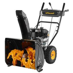 Poulan Pro 24-inch 212cc 2-Stage Gas Snow Thrower Snow Blowe