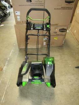 "Greenworks Pro 80v - 20"" Snow Thrower 2600402 - NO BATTERIES"