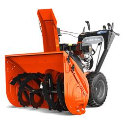 professional 32 420cc two stage snow blower
