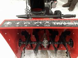 PowerSmart PSS2240-HD 24 inch 212 cc Two-Stage Gas Snow Blow