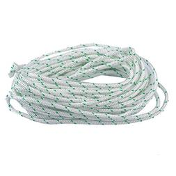 HIPA Recoil Starter Rope 10-Meter 4.0mm O.D Pull Cord for Hu