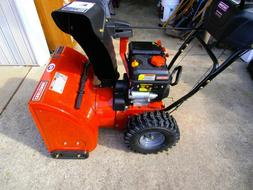 SEARS CRAFTSMAN SNOW BLOWER THROWER MODEL 247.886400 Dual-St
