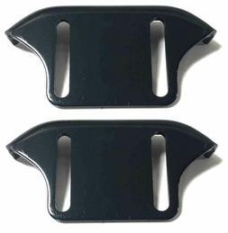 Set Of 2 Skid Plate Replaces Honda 76153-736-010 HS55 HS70 H