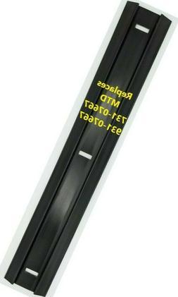 SHAVE PLATE SCRAPER BAR MTD CUB CADET CRAFTSMAN 931 & 731-07