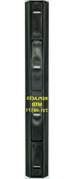 SHAVE PLATE SCRAPER BAR MTD CUB CADET CRAFTSMAN 931 & 731-08