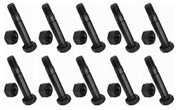 SHEAR PINS BOLTS NUTS for Ariens 52100100 / 521001 Snow Thr