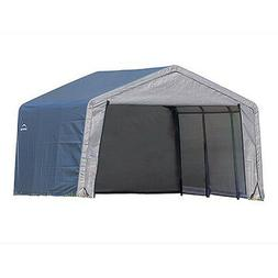 ShelterLogic 12' x 12' Shed-in-a-Box All Season Steel Metal
