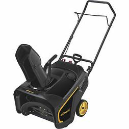 Poulan Pro Single-Stage Electric Start Snow Blower — 21in,