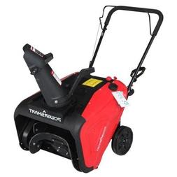 21 In. Single-stage Gas Snow Blower with 208cc LCT Snow Engi