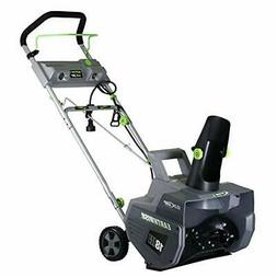 Earthwise SN72018 Electric Corded 13.5 Amp Snow Thrower, 18""