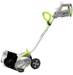 sn74016 40 volt cordless electric snow shovel