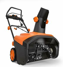 TACKLIFE Snow Blower, 15 Amp Electric Snow Thrower, 20 Inch,