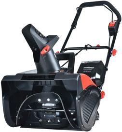 PowerSmart Snow Blower, 40V 4.0 Ah Lithium-Ion Battery 18-IN