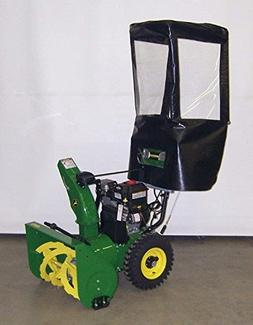 Original Tractor Cab Snow Blower Cab For Snapper Mid-Frame 2