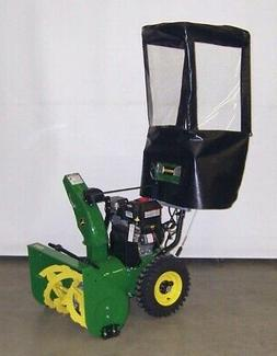 Snow Blower Cab For Snapper Mid-Frame 2-stage with light bar