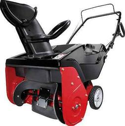Snow Blower Gas Powered 21-Inch Single Stage 4-Cycle Thrower