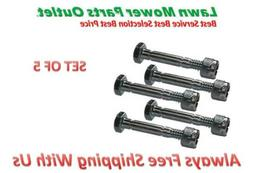 snow blower shear bolts pins for ariens