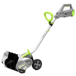 Earthwise Snow Blower Shovel Electric Durable Brushless w Ba