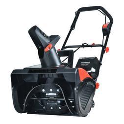 "SNOW BLOWER Shovel Thrower 18"" Electric Cordless 40V Battery"