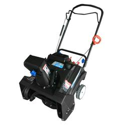 SNOW BLOWER Shovel Thrower 20-Inch Gas Powered Single Stage