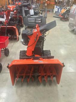 HUSQVARNA SNOW BLOWER TRACK MACHINE