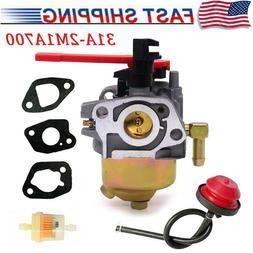 """Snow Carb 31A-2M1A700 21"""" 123cc Engine For MTD Cub Cadet Cra"""