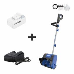 Snow Joe 24V-SS10-XR Cordless Snow Shovel | 24-Volt | 10-Inc