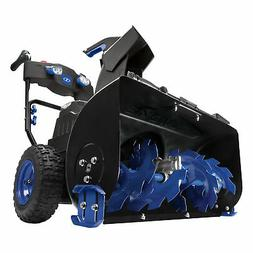 Snow Joe Cordless Two Stage Snow Blower | 24-Inch | 80V | Ba