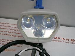 Snow Joe iON18SB Snow Blower Parts: 3 LED light, headlight f