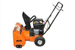 snow thrower 22 two stage 179cc ohv