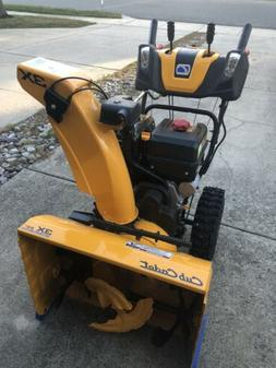 snow thrower 26 3 stage heavy duty
