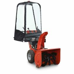 Snow Thrower Cover Cab Blower Attachment Snowblower Shield S