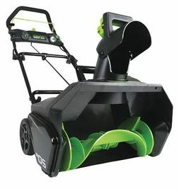 """Greenworks Pro Snow Thrower, Electric, Clearing Path 20""""  In"""