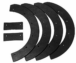 Oregon 73-001 Snow Thrower 6-Piece Paddle Set Replace Snappe