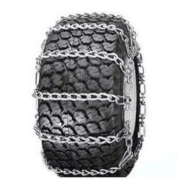Snow Tire Chains for ATV, Snow Blower / Thrower 2 Link 13 x
