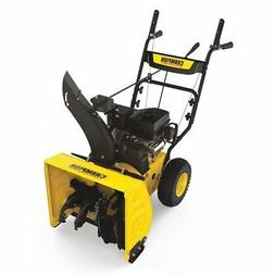 """CHAMPION POWER EQUIPMENT 100434 24"""" 224cc  Two-Stage Gas Sno"""