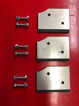 100% Stainless HONDA Snowblower Direct Fit Impeller Kit HSS7