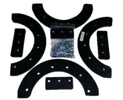 "Snowthrower Paddle set 20,21 or 22"" for Craftsman,  302565ma"