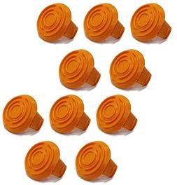 The ROP Shop  SPOOL CAP COVERS for WA6531 WORX GT Models WG1