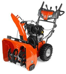 st 224p snowblower two stage with power