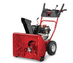Husqvarna ST224P, 24 in. 208cc Two-Stage Gas Snow Blower wit
