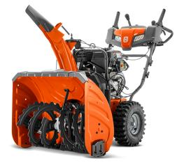 Husqvarna ST324 2-Stage Snow Blower  with heated hand grips!