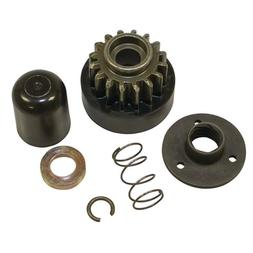 Starter Drive Pinion Gear Kit 16 Tooth Snow Blower Thrower M