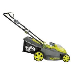 Sun Joe iON Cordless 16 in. Lawn Mower with Brushless Motor