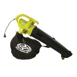 Sun Joe SBJ604E Blower Joe Electric Blower, Vacuum and Leaf
