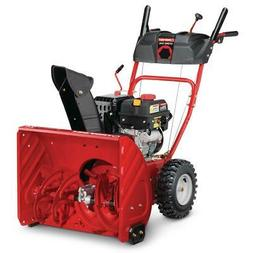 Troy-Bilt Snow Blower Two-Stage Electric Start Self Propelle