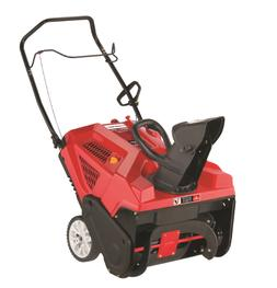Troy-Bilt Squall 210 21-in 123cc Gas Snow Blower With Electr